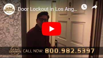 door lock out los angeles