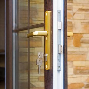 Commercial grade locks