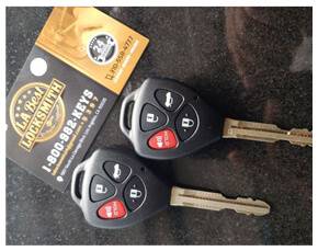 Cadillac Key