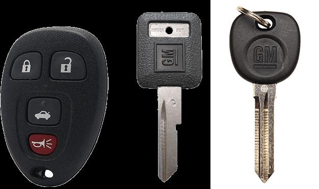 GM Key